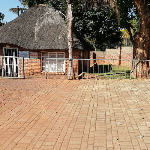 guesthouse in secunda